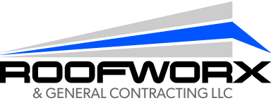 Roofworx & General Contracting Logo