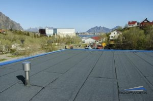 New Flat Roof Construction