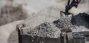 ballast stone removal gravel